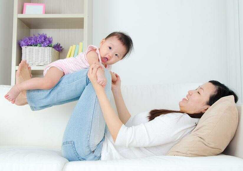 พัฒนาการเด็กวัย 7 เดือน – 1 ปี