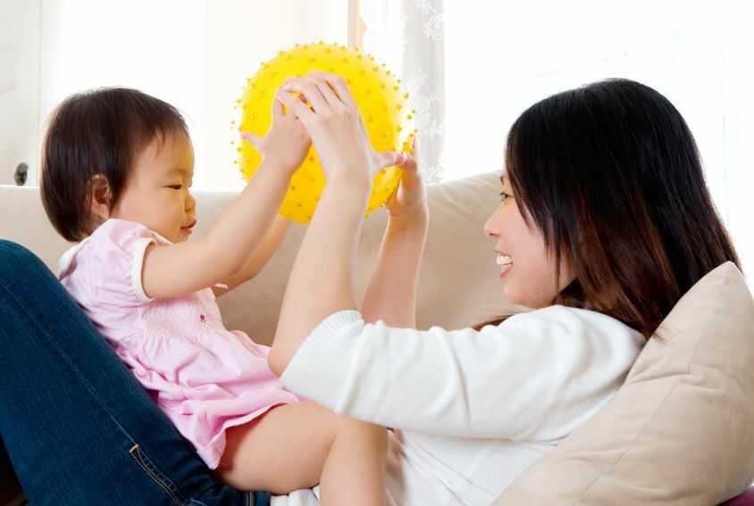 พัฒนาการเด็กวัย 1-2 ปี